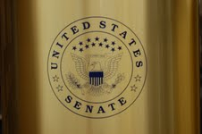 Silk Screening For The U.S. Senate by Glaro Inc.