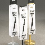 Glaro Inc. Wet Umbrella Bag Stands & Holders