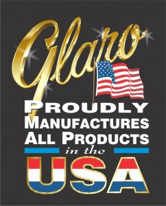 Glaro Proudly Manufacturers All Products In The USA
