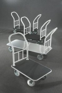 New Glaro Inc. Platform Trucks and Platform Carts