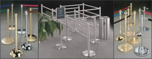 Crowd Control Queuing Systems