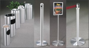 Glaro Satin Aluminum Products