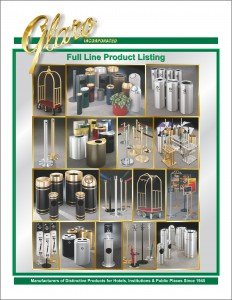 Glaro 2015 Full Line Product Listing