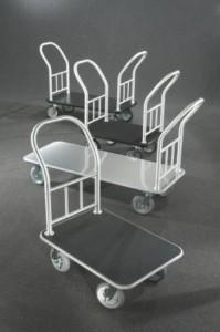 New Glaro Inc. Platform Trucks and Platform Carts