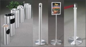 Glaro Satin Aluminum Products
